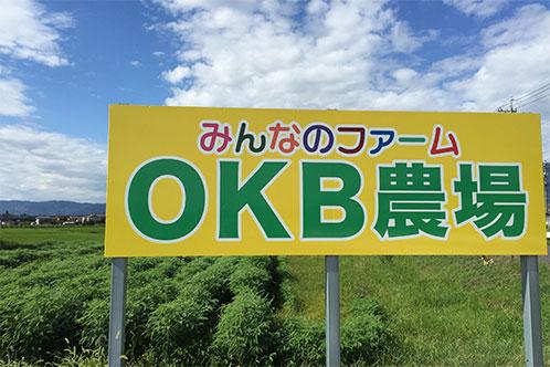 OKB農場とは